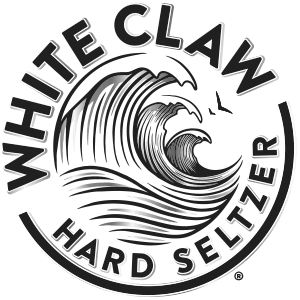 White Claw Black Logo